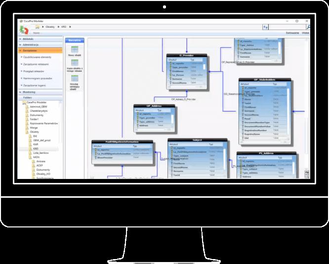 CasePro zero-code platform